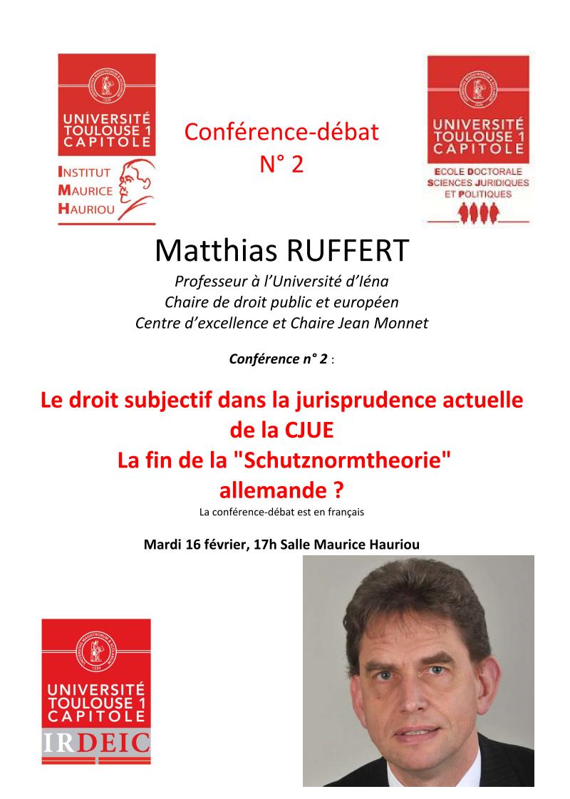 Conference M Ruffert